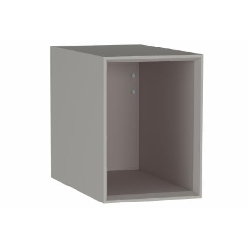 Vitra Frame Open Unit, 30 cm, Matte Taupe