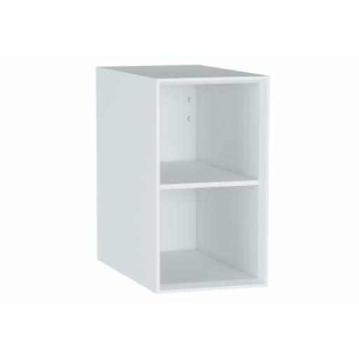 Vitra Frame Open Unit, with shelf, 30 cm, Matte White