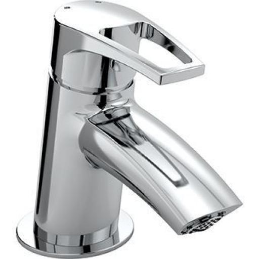 Bristan Smile Cloakroom Basin Mixer Without Waste