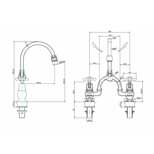 https://www.homeritebathrooms.co.uk/content/images/thumbs/0010006_burlinton-2-tap-hole-arch-mixer-with-curved-spout-200m