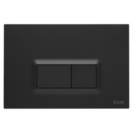 Vitra Loop R Mechanical Control Panel, Matt Black