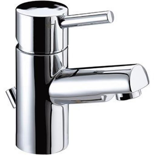 Bristan Prism Basin Mixer With Eco-Click And Pop Up Waste