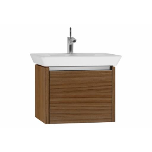 Vitra T4 Cloakroom Unit, 60 cm, Hacienda Brown