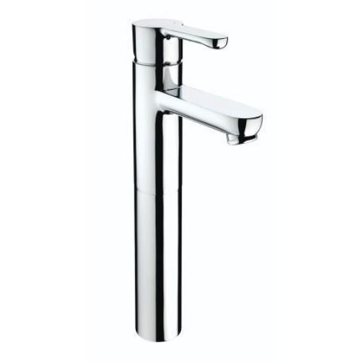 Bristan Nero Tall Basin Mixer Without Waste