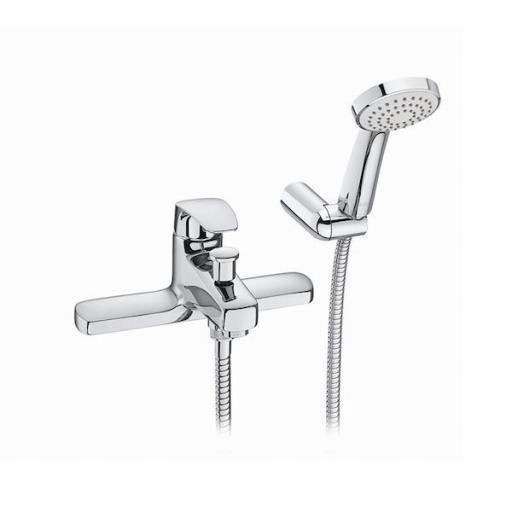 Roca Monodin-N Deck-Mounted Bath-Shower Mixer