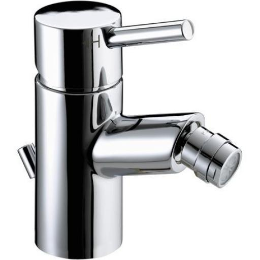 Bristan Prism Bidet Mixer With Pop Up Waste