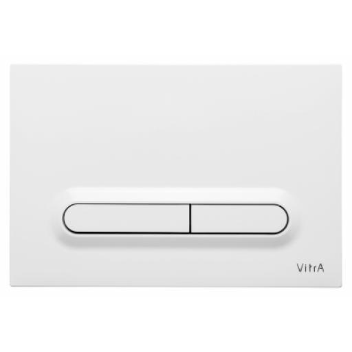 Vitra Loop T Mechanical Control Panel, High Gloss White