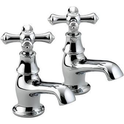 Bristan Colonial Basin Taps