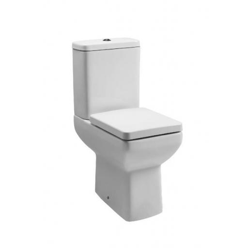 Tavistock Q60 Comfort Height Close Coupled WC