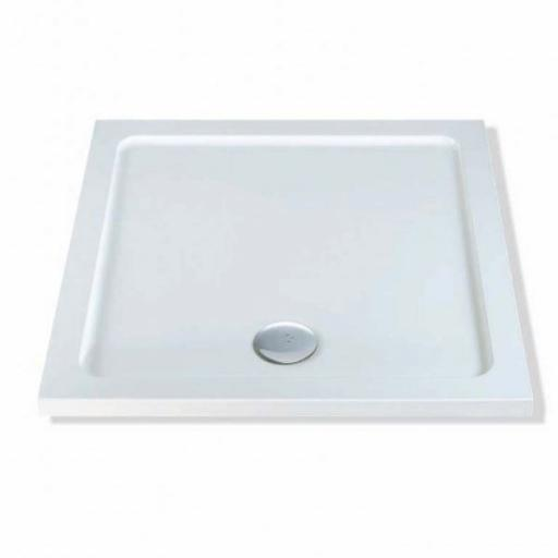 MX Elements 900x900mm Square Tray