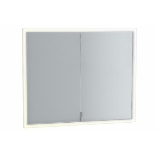 Vitra Deluxe Mirror Cabinet Build into wall, 85 cm