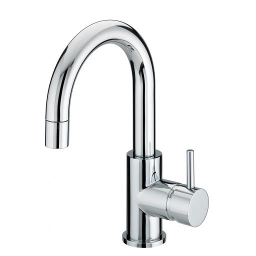 Bristan Prism Side Action Basin Mixer With Pop Up Waste