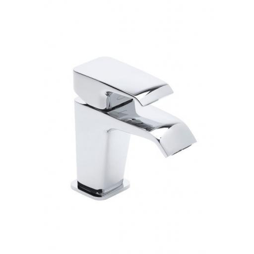 Tavistock Adapt Basin Mixer with Click Waste