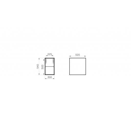 https://www.homeritebathrooms.co.uk/content/images/thumbs/0009342_vitra-frame-open-unit-with-shelf-30-cm-matte-black.jpe