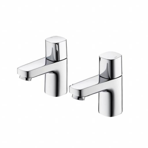 Ideal Standard Tempo Basin Pillar Taps
