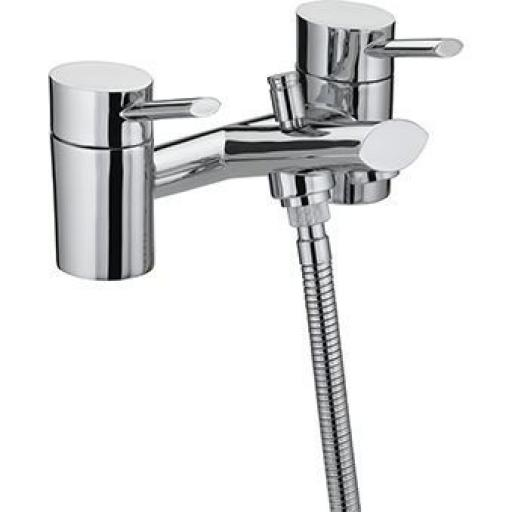 Bristan Oval Bath Shower Mixer