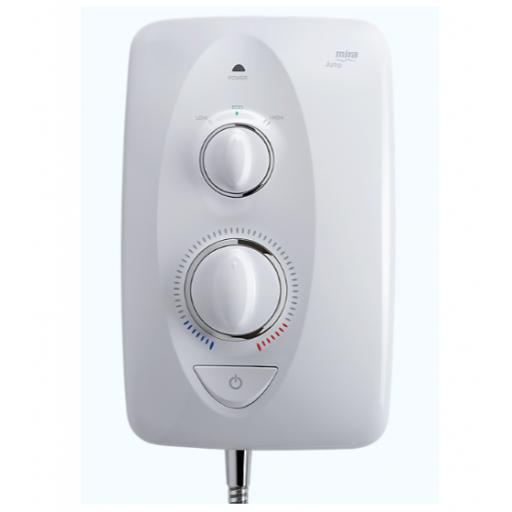 Mira Jump Multi-Fit 10.8kW Electric Shower