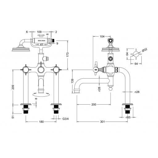 https://www.homeritebathrooms.co.uk/content/images/thumbs/0010276_burlington-arcade-bath-shower-mixer-deck-mounted-nicke