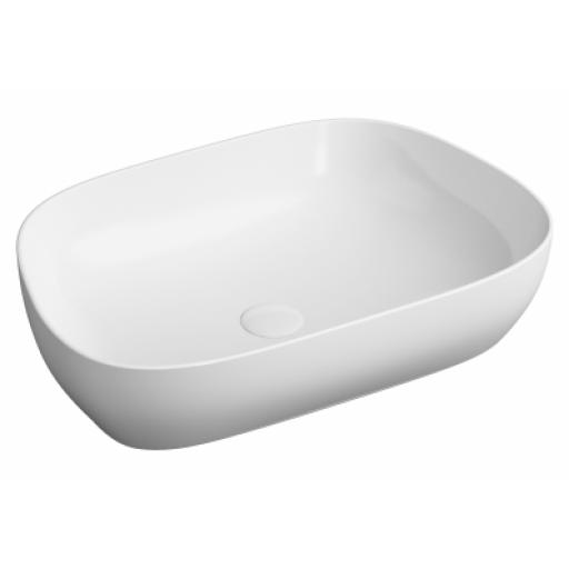 Vitra Outline Tv Bowl Washbasin, White