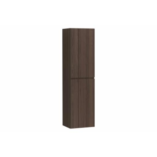 Vitra Memoria Tall Unit with Pull-Out Mechanism, Chestnut