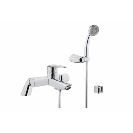 Vitra Dynamic S Bath/Shower Mixer