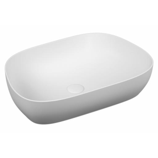 Vitra Outline Tv Bowl Washbasin, Matte White
