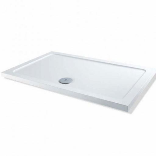 MX Elements 2000x800mm Rectangle Tray