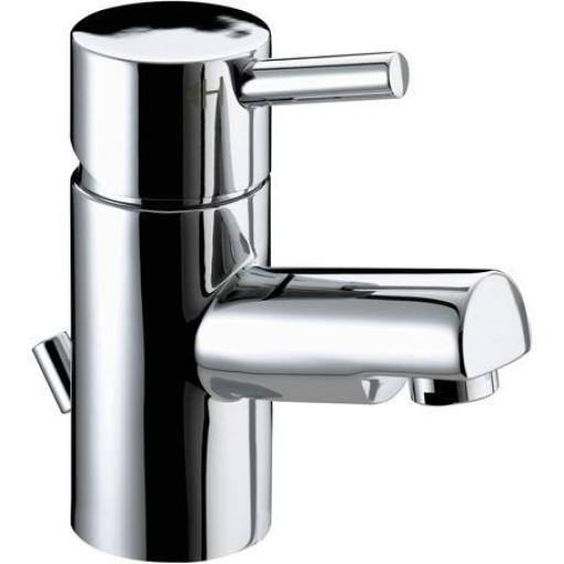 Bristan Prism Cloakroom Basin Mixer With Pop Up Waste