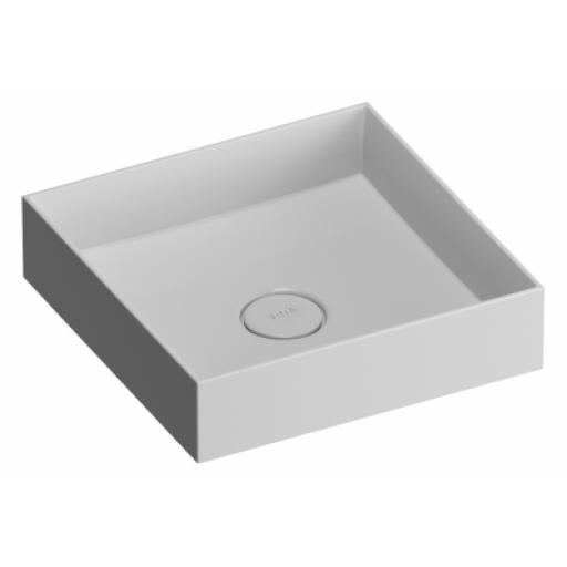 Vitra Memoria Square Countertop basin 40 cm