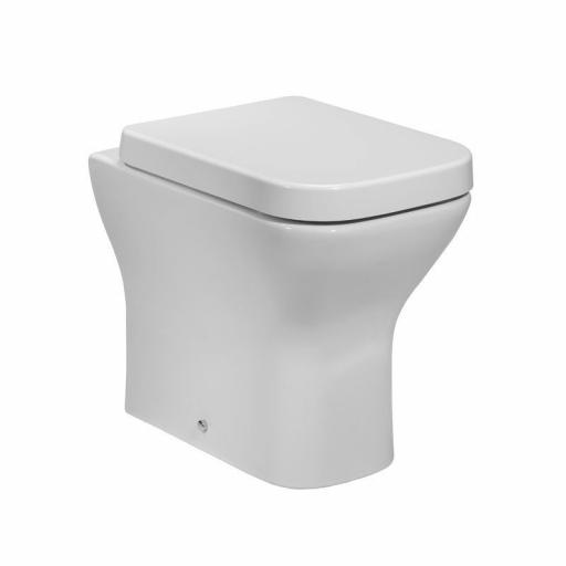 Tavistock Structure Back to Wall WC Pan