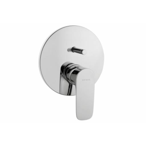 Vitra X-Line Built-In Bath/Shower Mixer (Exposed Part)