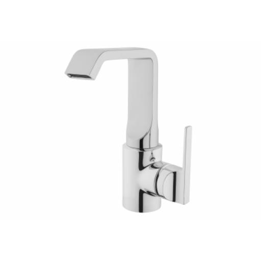 Vitra Suıt U Basin Mixer, Chrome