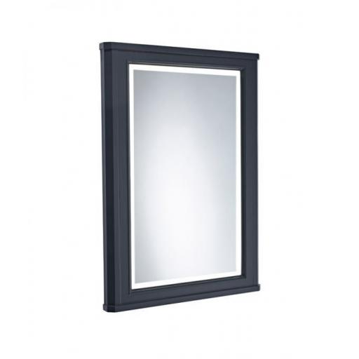 Tavistock Lansdown Illuminated Mirror - Matt Dark Grey