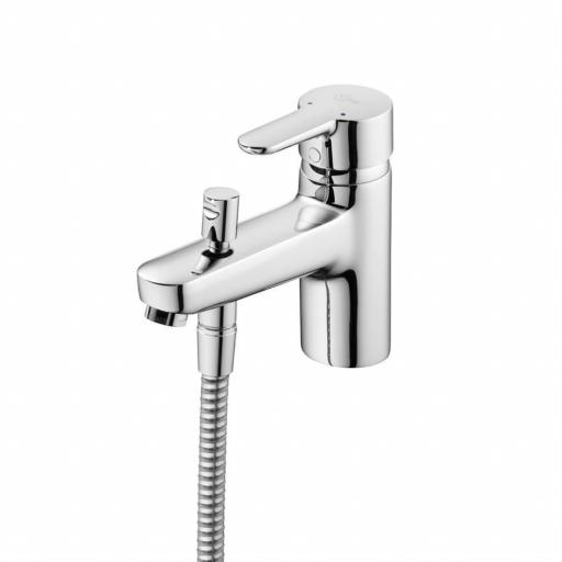 Ideal Standard Concept Bath Shower Mixer 1 Hole with Shower Set