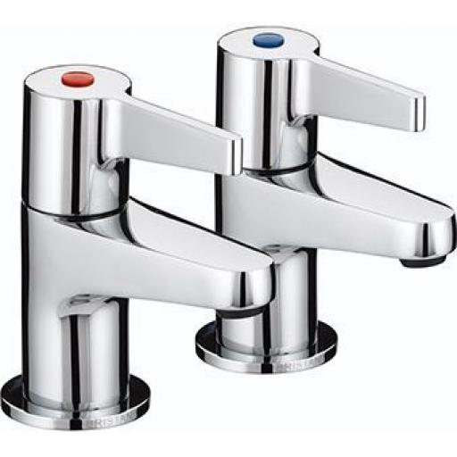 Bristan Design Utility Bath Taps