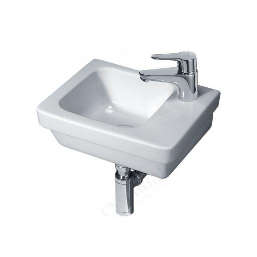 Ivy 360mm Slim Depth Basin RH