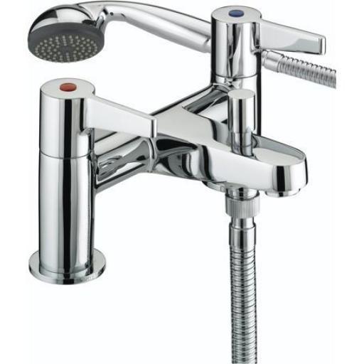 Bristan Design Utility Bath Shower Mixer