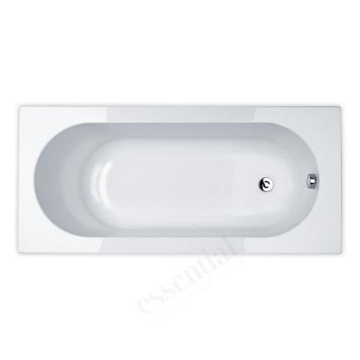 Kingston Quartz 1700x700mm NTH Bath