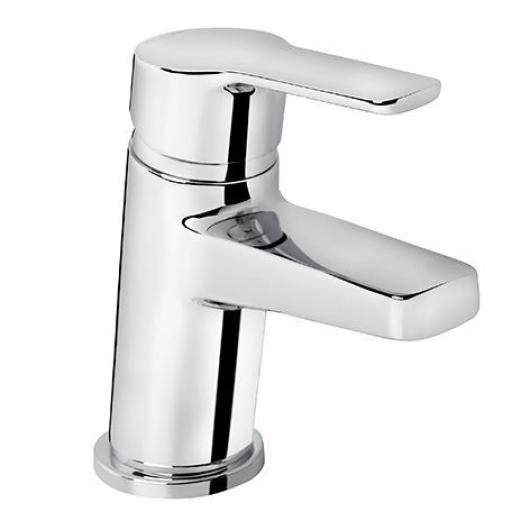 Bristan Pisa Basin Mixer With Clicker Waste