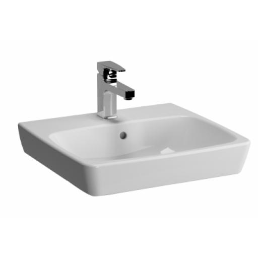 Vitra M-Line Washbasin, No Overflow Hole, 50 cm
