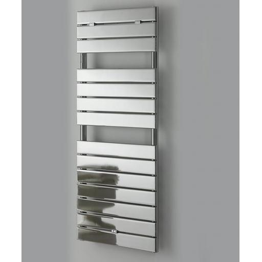 Libra 840x500mm Chrome Towel Radiator