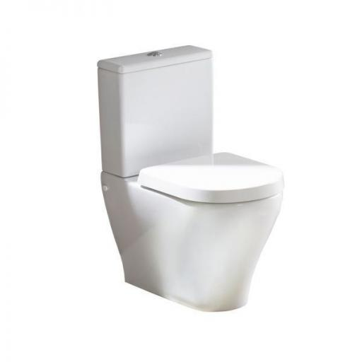 Tavistock Agenda Close Coupled WC & Seat
