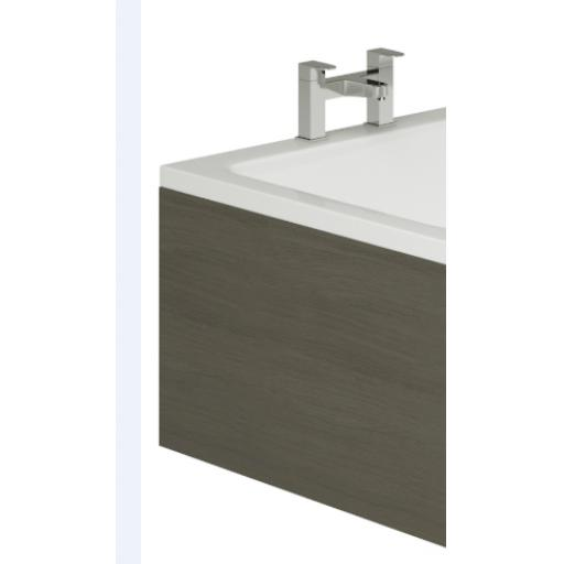 Vermont 1800mm MDF Bath Panel & Plinth