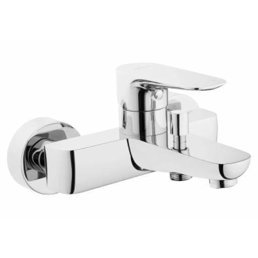 Vitra X-Line Bath/Shower Mixer (Including Handshower)