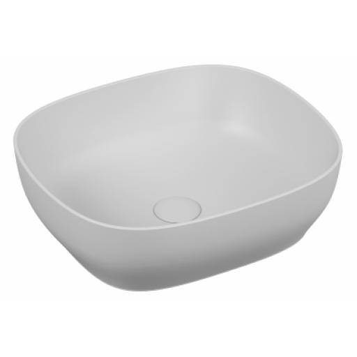 Vitra Outline Square Bowl Washbasin, White