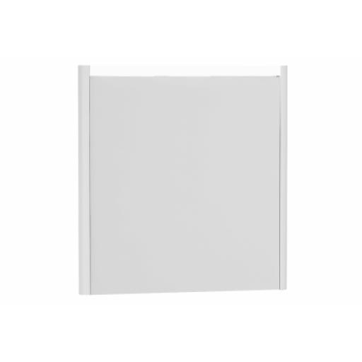 Vitra T4 Illuminated Mirror, 70 cm, High Gloss White