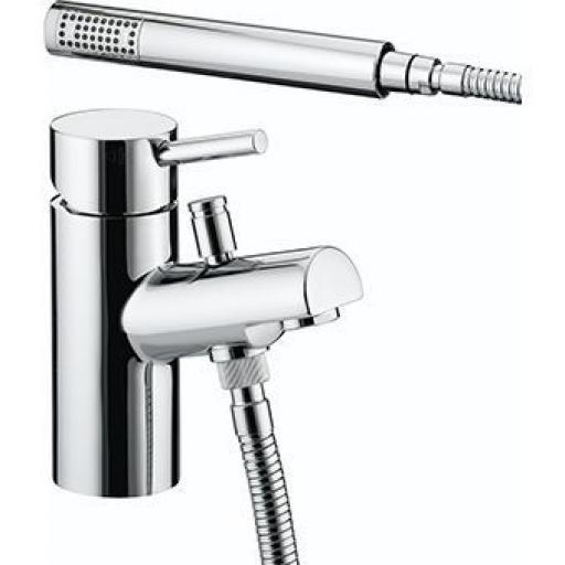 Bristan Prism 1 Hole Bath Shower Mixer
