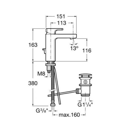 https://www.homeritebathrooms.co.uk/content/images/thumbs/0007938_roca-l90-basin-mixer-top-handle-puw.jpeg
