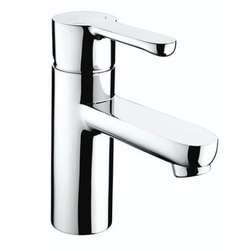 Bristan Nero Basin Mixer Without Waste