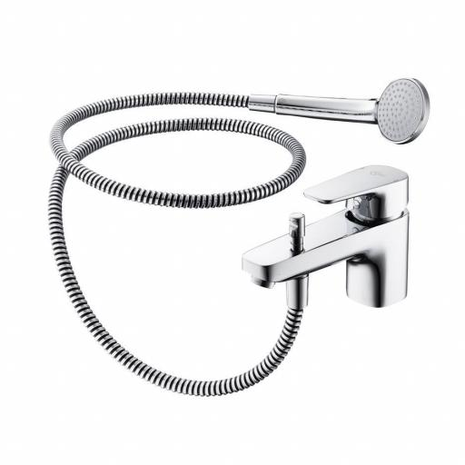 Ideal Standard Tempo 1 Hole Bath Shower Mixer